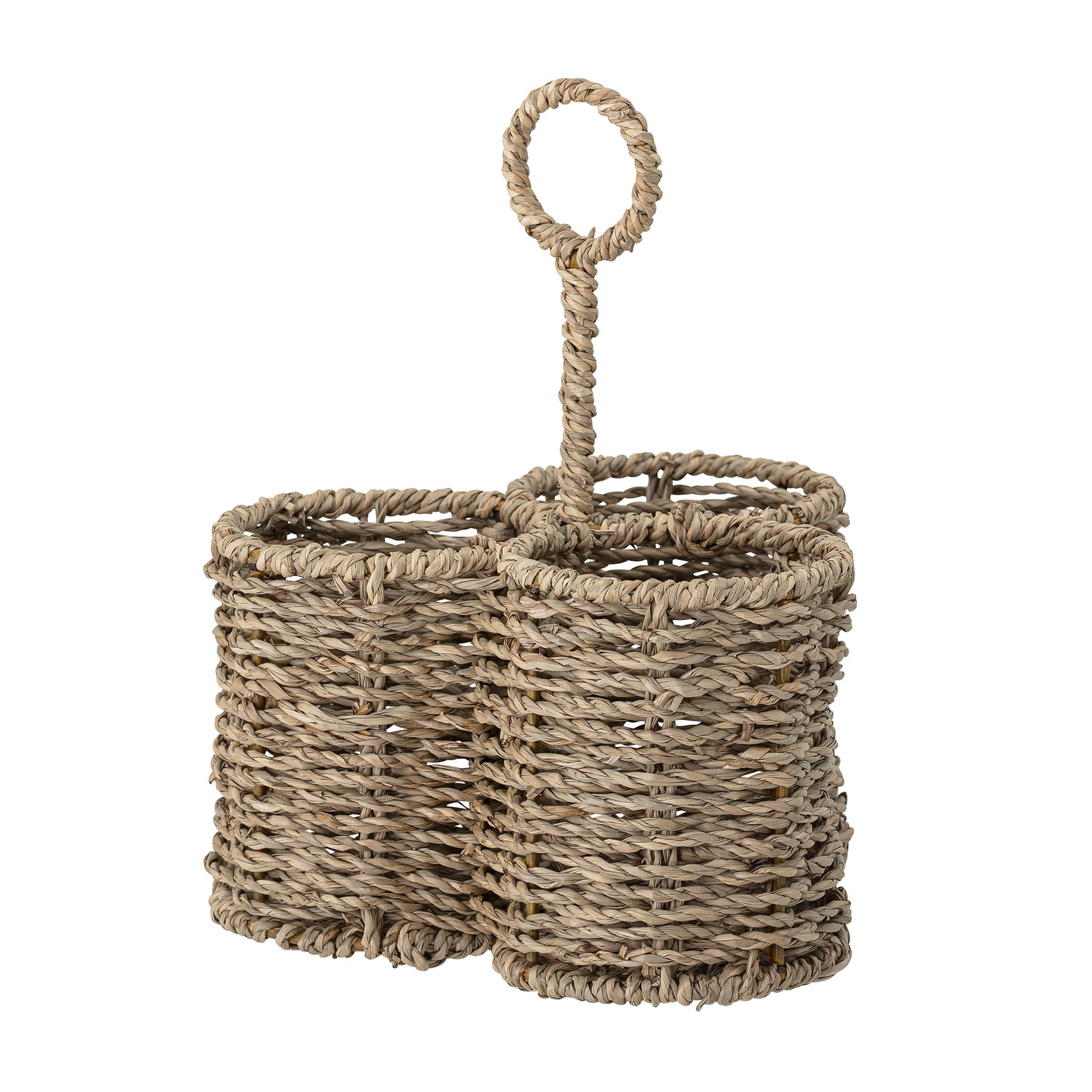 Bloomingville  Roanna Basket, Nature, Seagrass