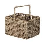 Bloomingville  Shee Basket, Nature, Seagrass
