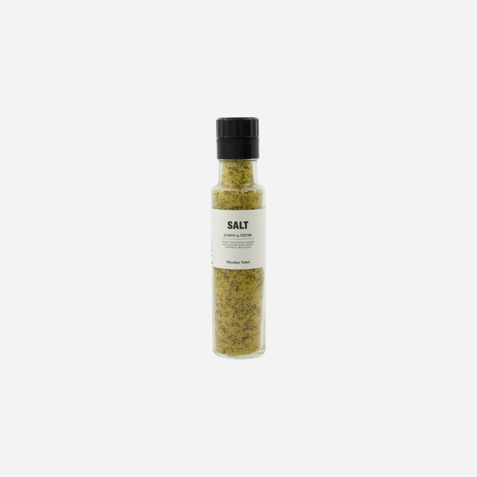 Nicolas Vahé Salz, Lemon & Thyme