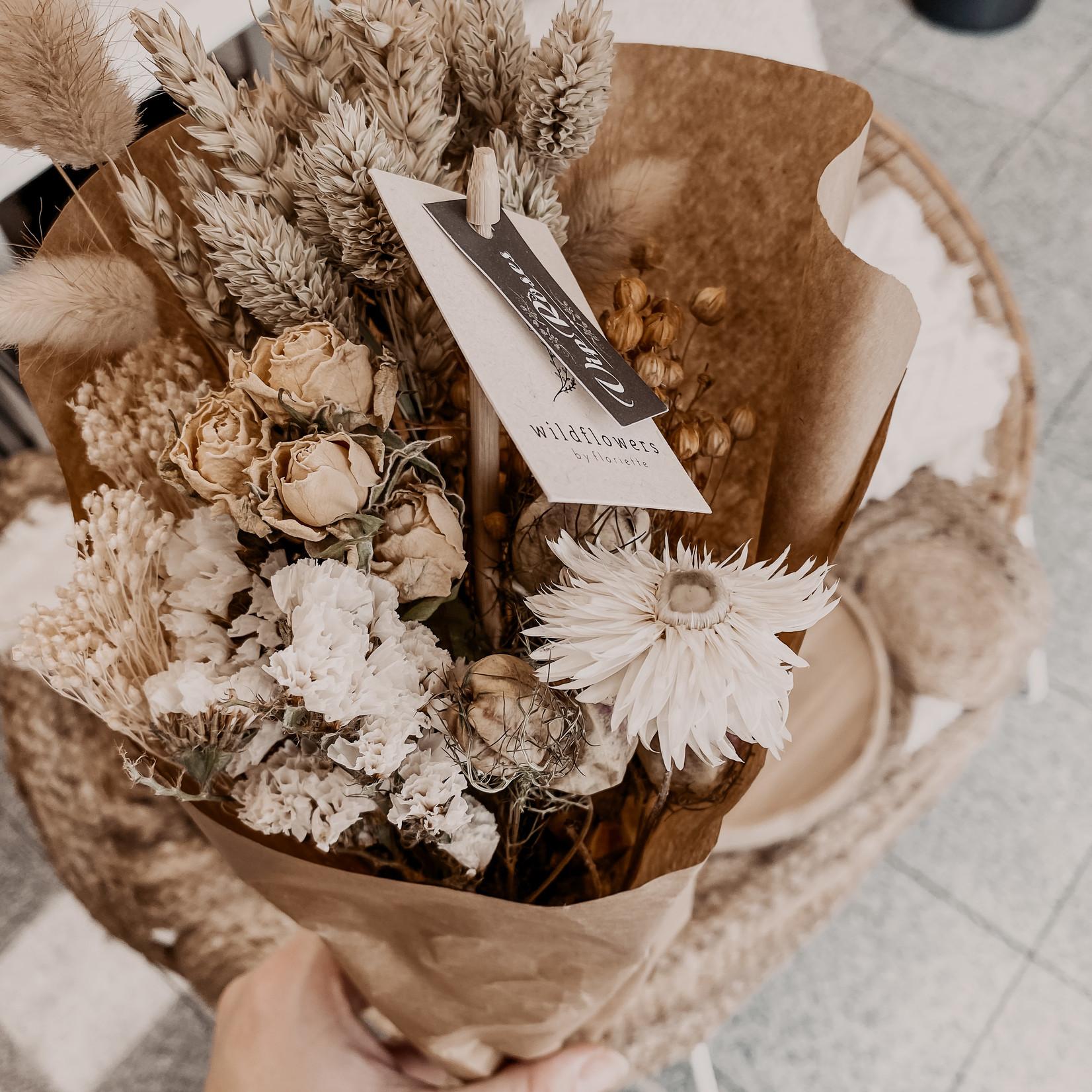 HBX Mixed Bouquet Natur