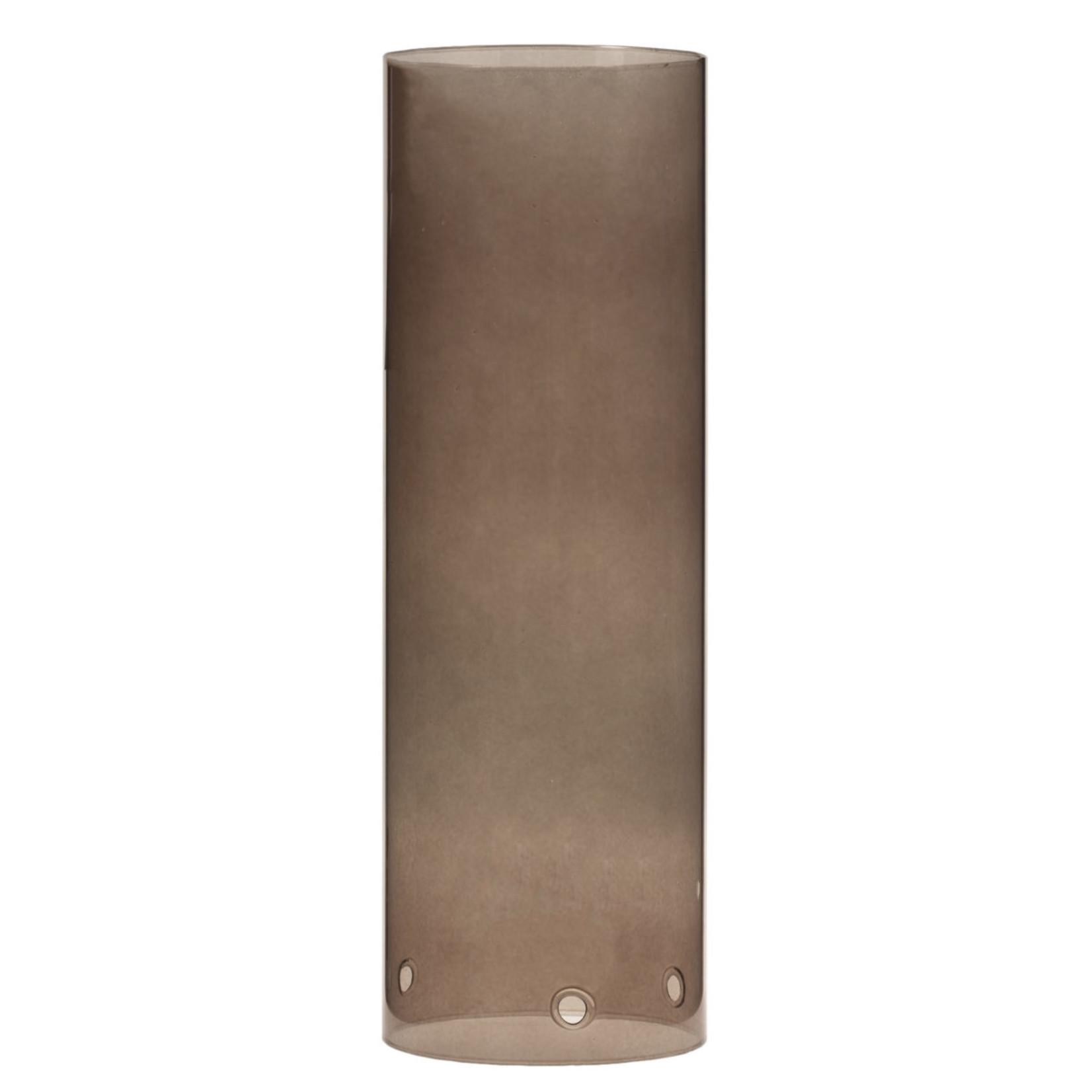 Storefactory  Glaszylinder braun straight