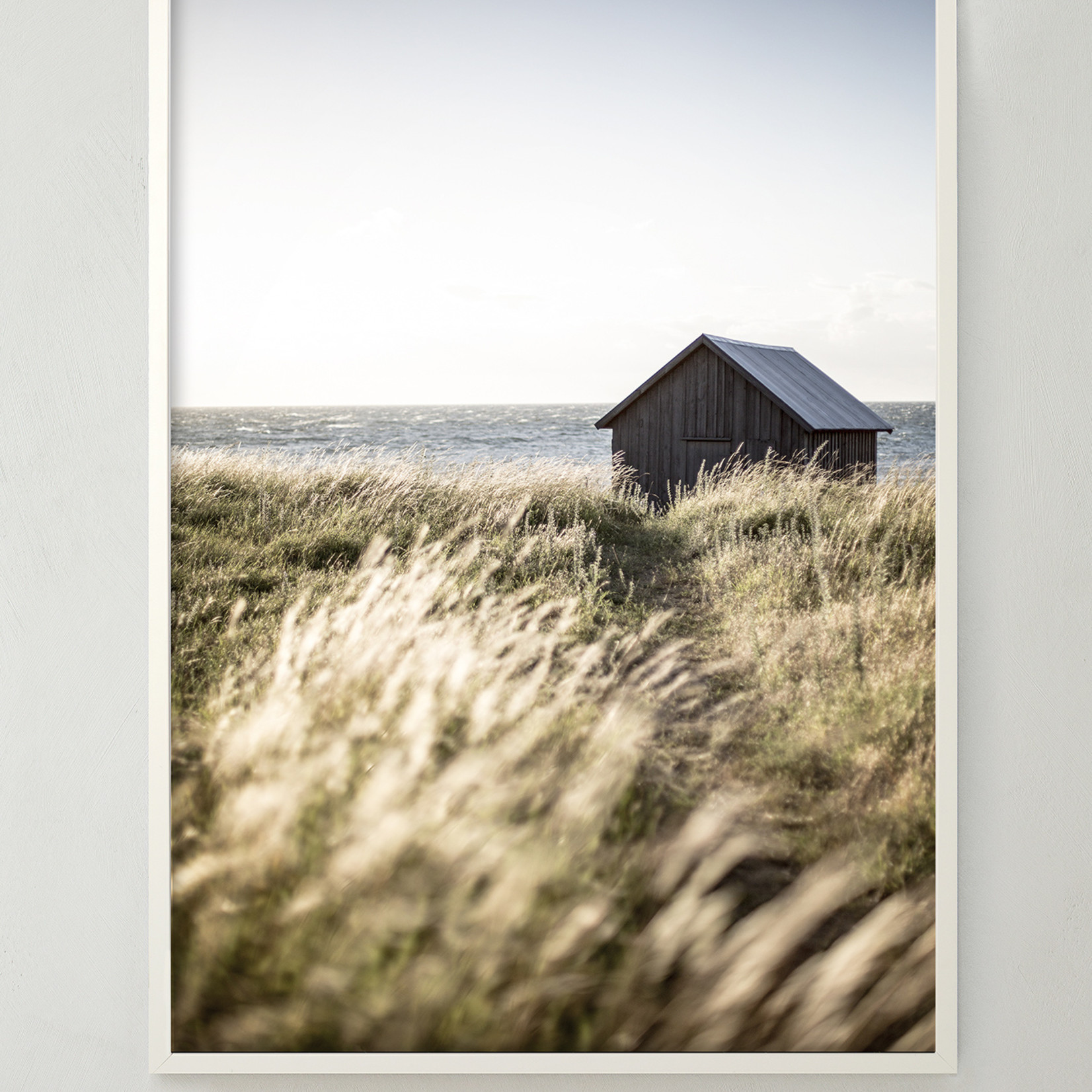 Storefactory  Poster Gray Barn
