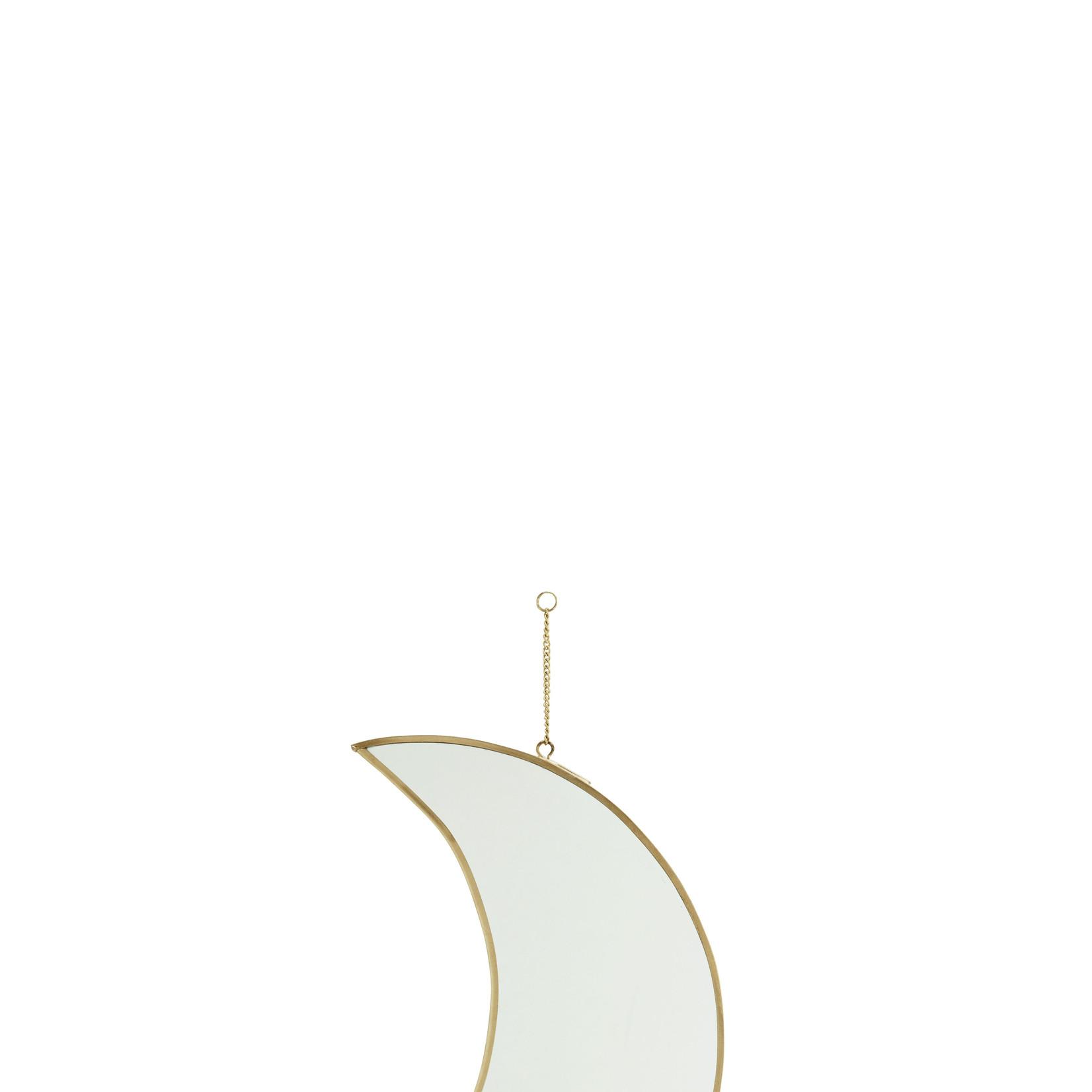 Madam Stoltz hängender Mondspiegel groß