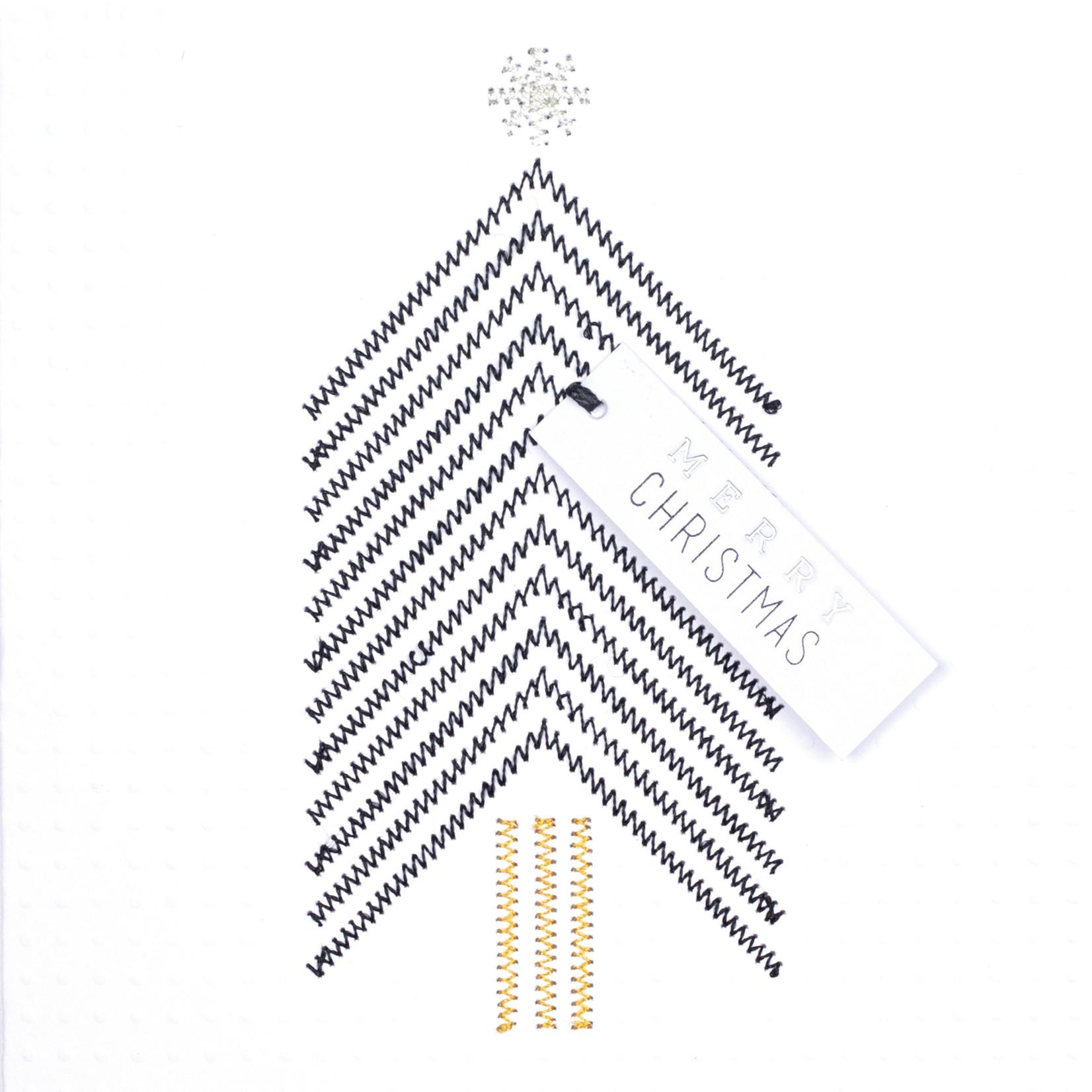 Räder Design Weihnachtskarte Merry Christmas