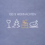 Räder Design Postkarte 100% Weihnachten
