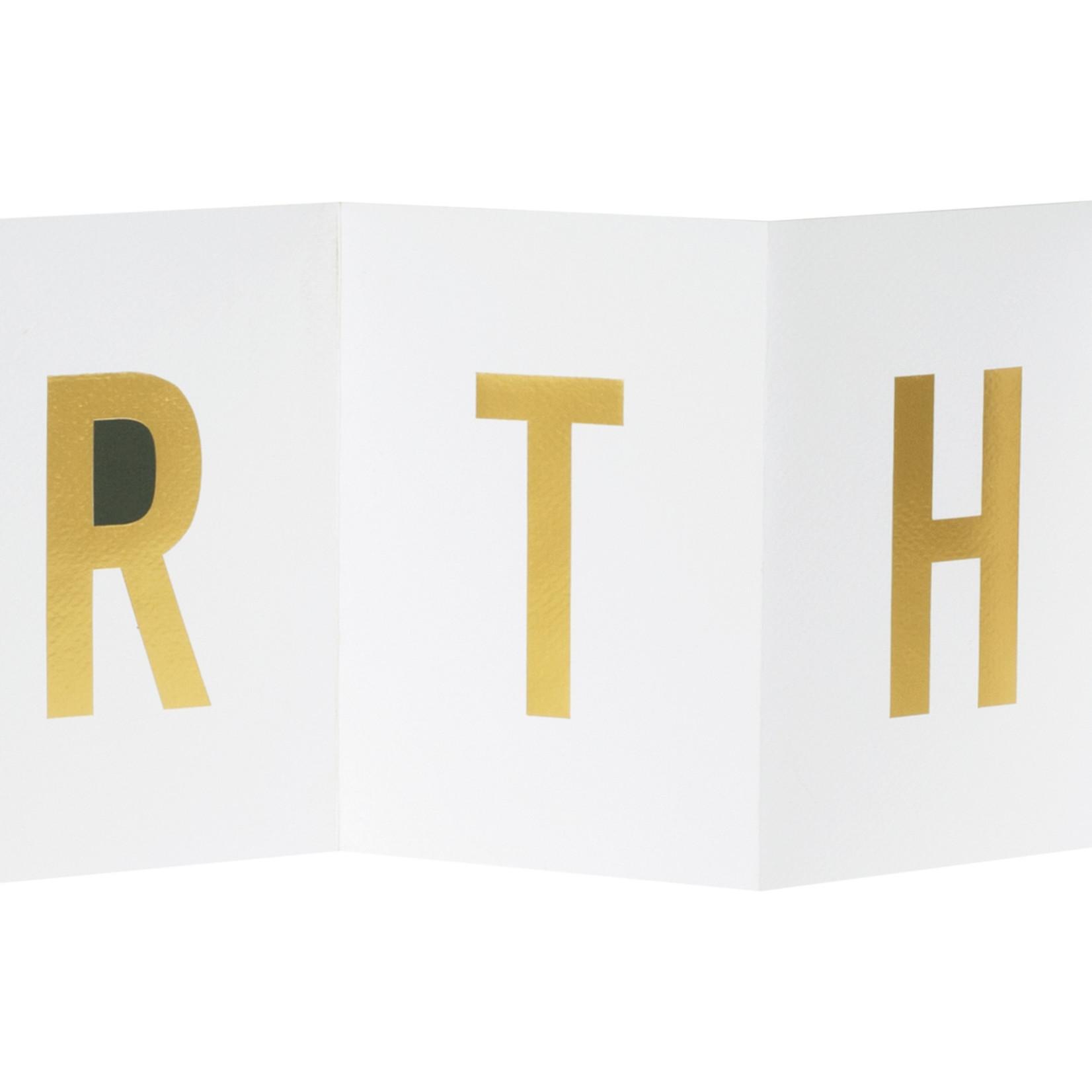 Räder Design Leoporellokarte Happy Birthday