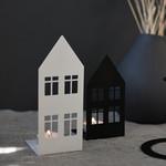 Storefactory  Teelichthalter Storgatan small black