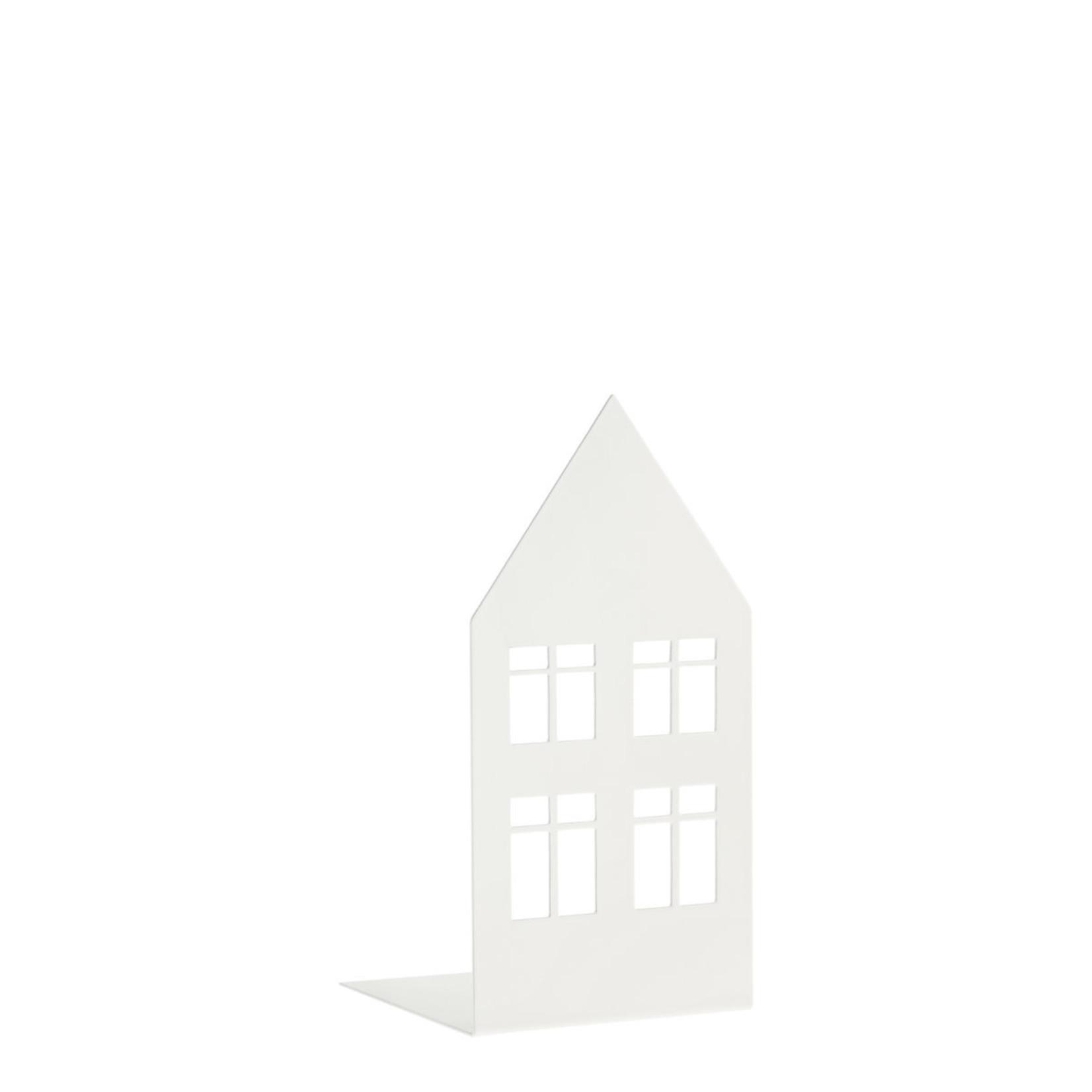 Storefactory  Teelichthalter Storgatan small white