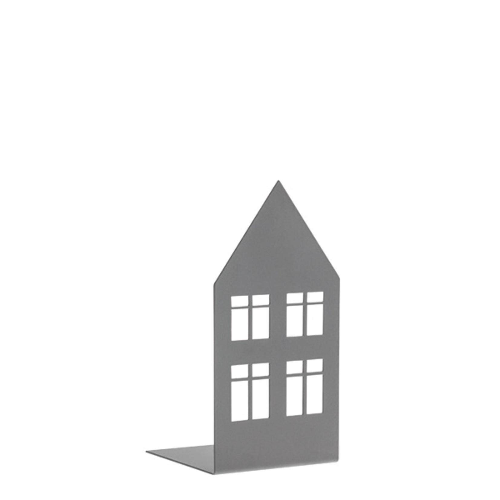 Storefactory  Teelichthalter Storgatan grey small