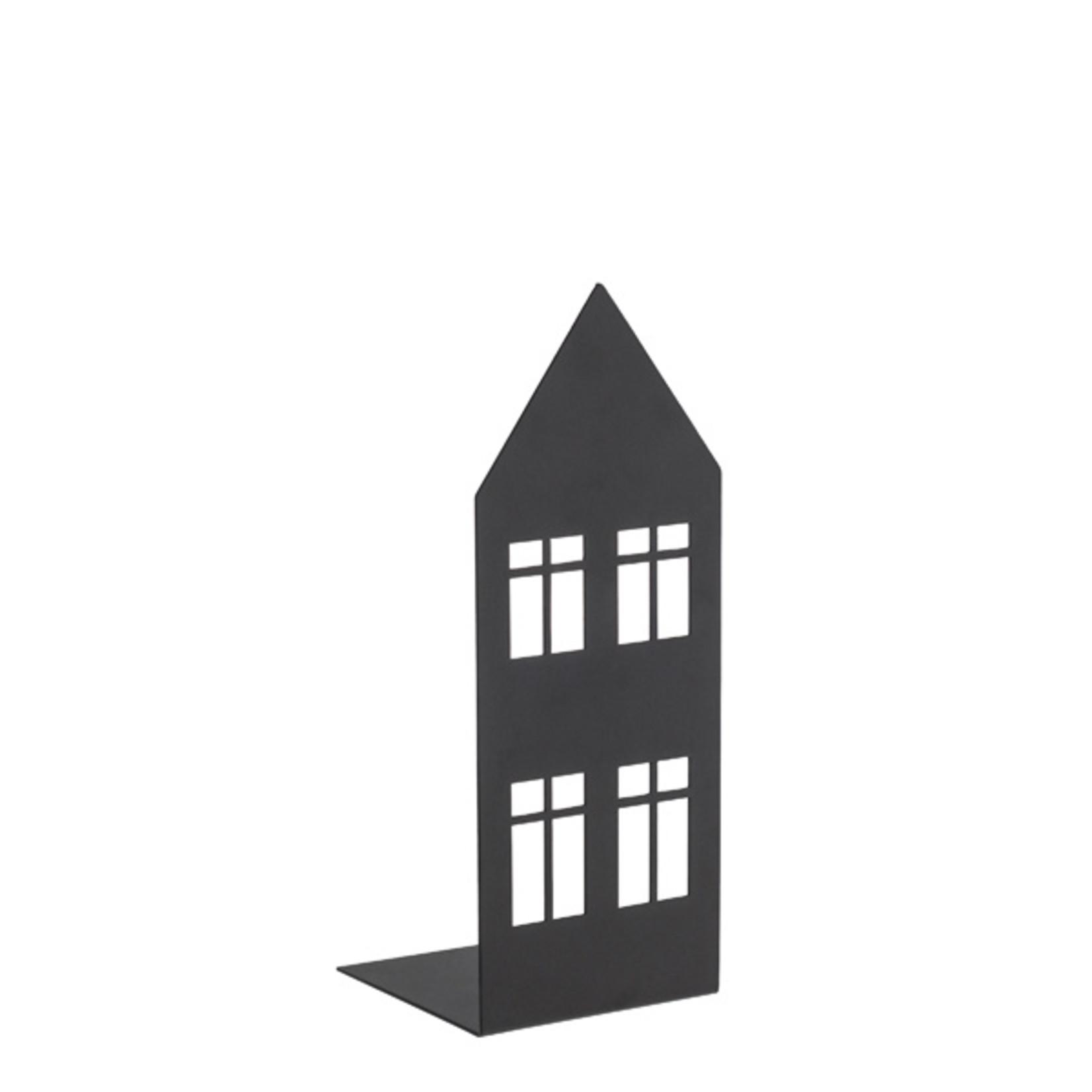 Storefactory  Teelichthalter Storgatan large black