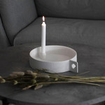 Storefactory  Kerzenständer Lidaby weiß large