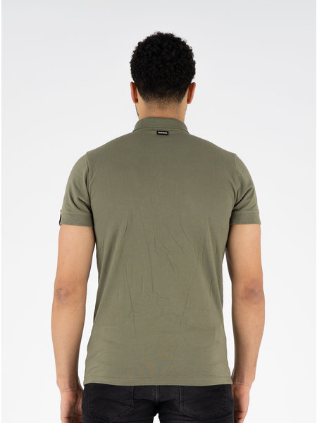 Quotrell Quotrell Squadron Polo - Groen