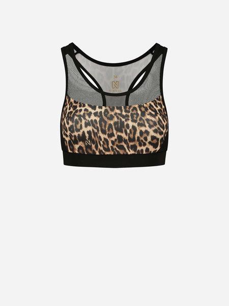 Nikkie Sport Bra - Leopard
