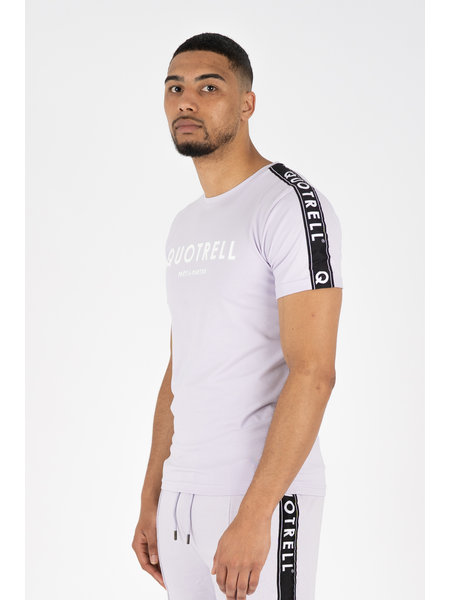 Quotrell Quotrell General T-Shirt - Paars