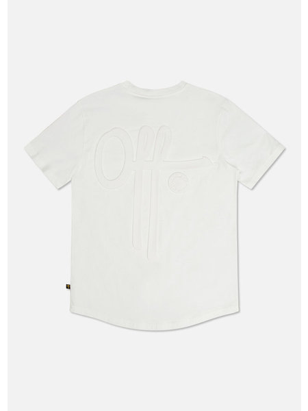 Off The Pitch Off The Pitch The Soul T-Shirt - Creme