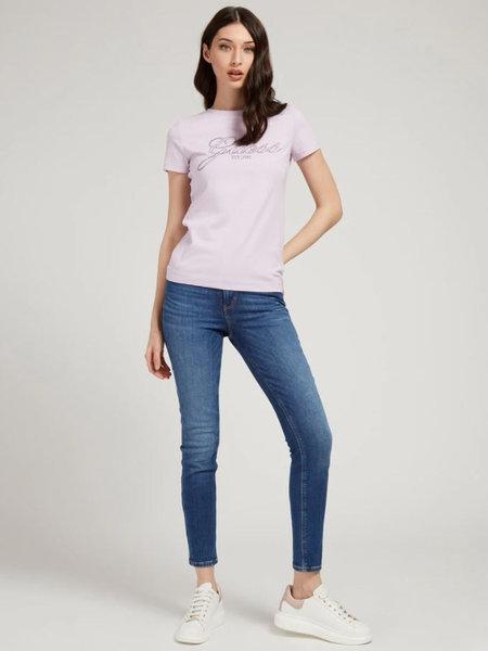 Guess Guess Selina T-Shirt - Paars
