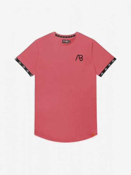 AB Lifestyle Flag T-Shirt - Roze