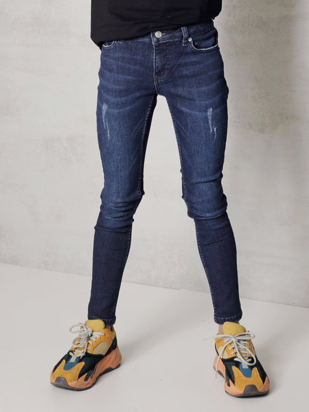 2LEGARE Kids Noah Jeans - Donkerblauw