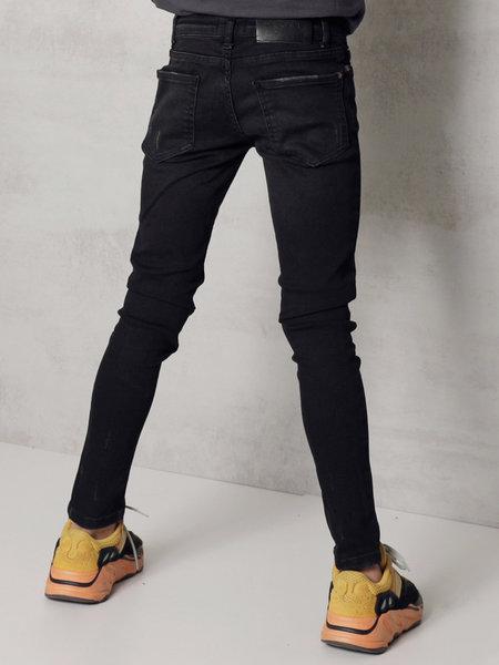 2LEGARE 2LEGARE Kids Noah Jeans - Ultra Zwart
