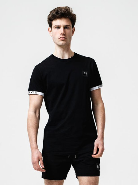 AB Lifestyle Luigi T-Shirt - Zwart