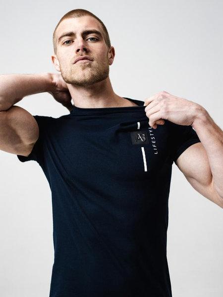 AB Lifestyle AB Lifestyle Luca T-Shirt - Donkerblauw