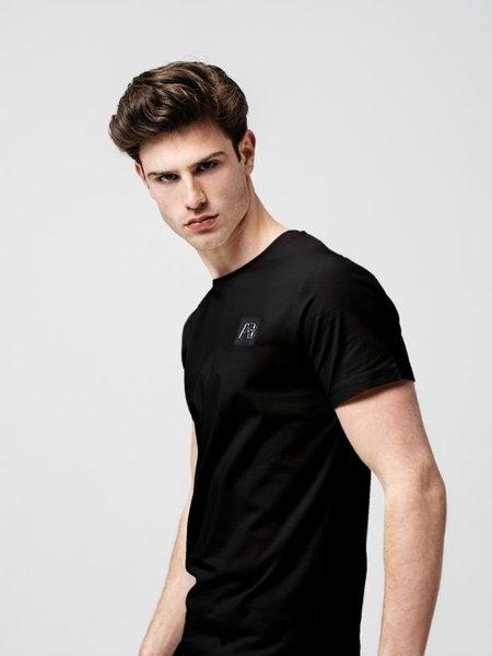 AB Lifestyle AB Lifestyle Basic T-Shirt - Zwart