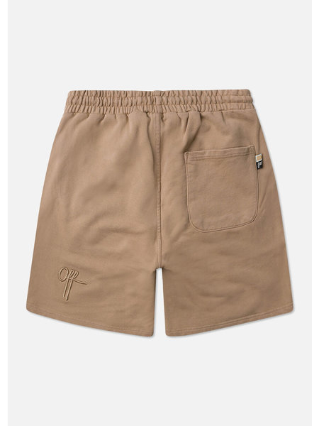 Off The Pitch Off The Pitch Jerr Short - Taupe