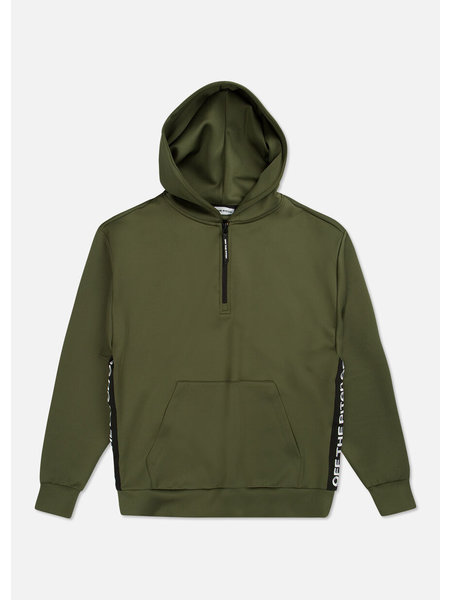 Off The Pitch The Soul Hoodie - Groen