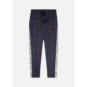 Off The Pitch Off The Pitch The Fearless Joggingbroek - Donkerblauw