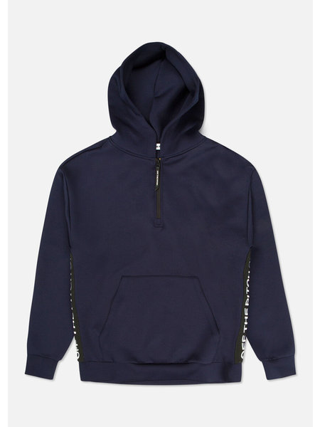Off The Pitch The Soul Hoodie - Donkerblauw
