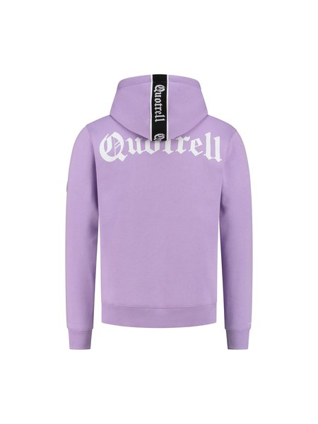 Quotrell Commodore Hoodie - Paars