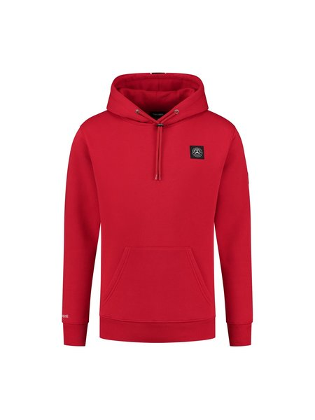 Quotrell Quotrell Commodore Hoodie - Rood