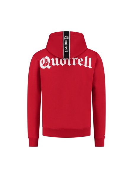 Quotrell Commodore Hoodie - Rood