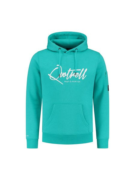Quotrell Signature Hoodie - Mint