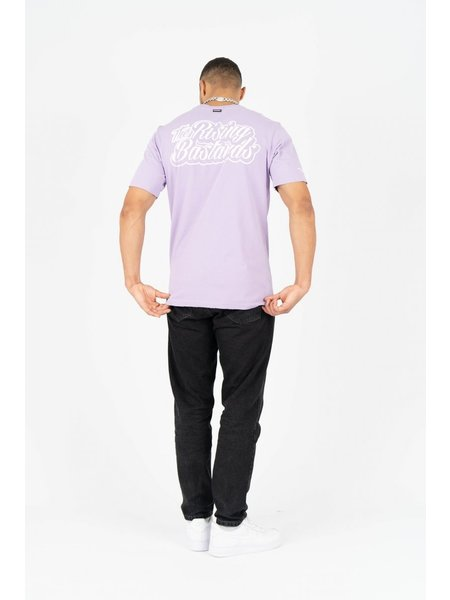 Quotrell The Rising Bastards T-Shirt - Paars