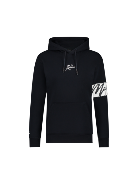 Malelions Captain Hoodie - Navy/Wit