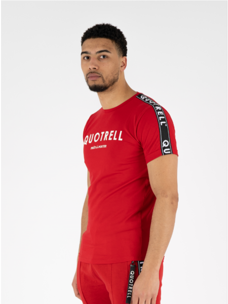 Quotrell General T-Shirt - Rood