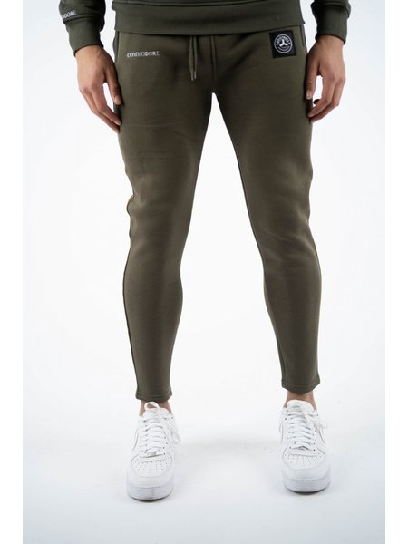 Quotrell Commodore Jogger - Army