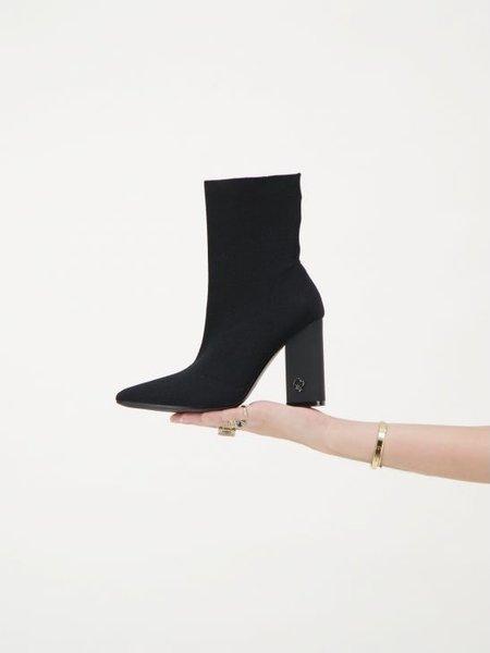 Reinders Ankle Socks Boots - Zwart