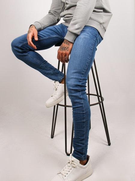 2LEGARE 2LEGARE Noah Stretch Jeans - Lichtblauw