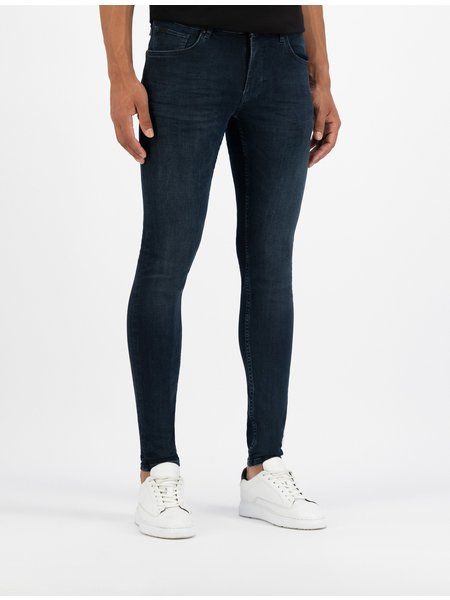 Purewhite The Dylan W0729 Jeans - Donkerblauw