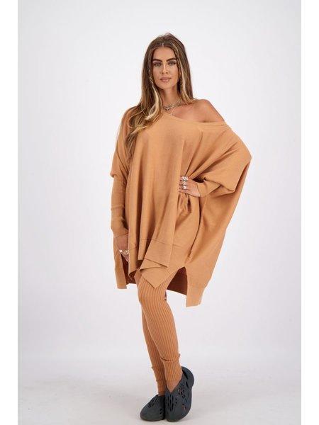 Reinders Loesje Knitwear Short - Almond