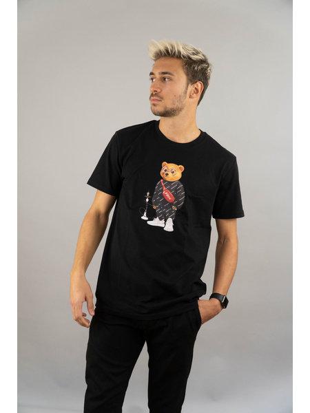 Baron Filou Baron Filou Organic T-Shirt XI - Zwart