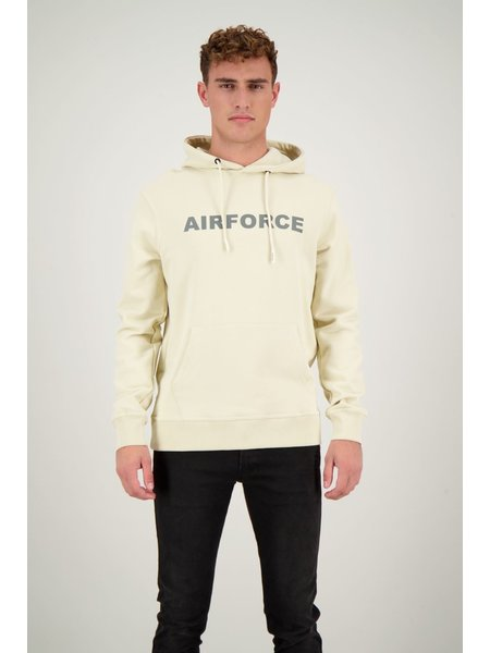 Airforce Hoodie - Sand Shell