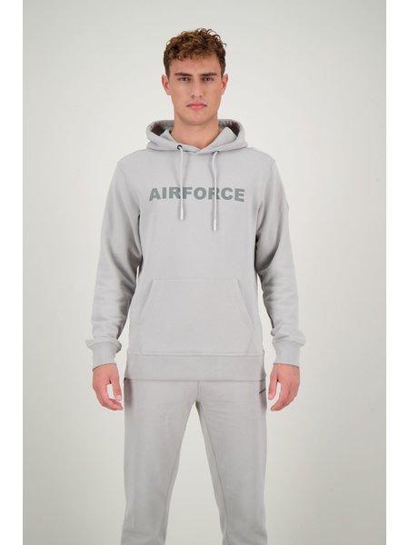 Airforce Hoodie - Poloma Grey