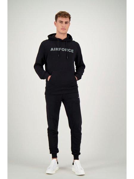 Airforce Airforce Hoodie - Zwart