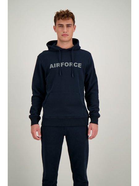 Airforce Hoodie - Donkerblauw