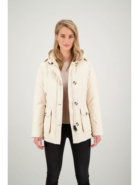 Airforce Airforce 4 Pocket Parka - Sand Shell