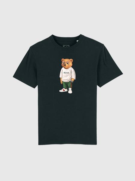 Baron Filou Organic T-Shirt II - Zwart