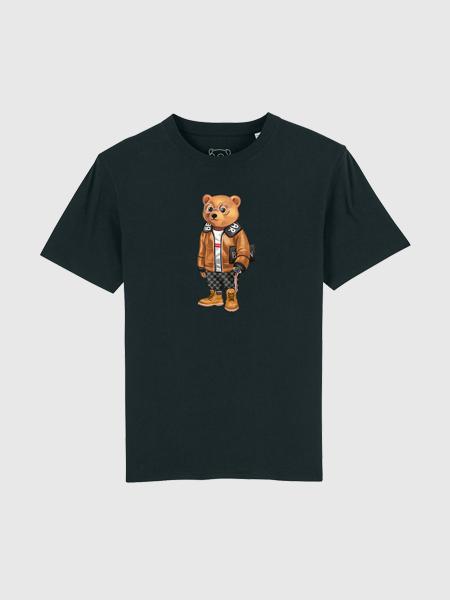 Baron Filou Organic T-Shirt VII - Zwart